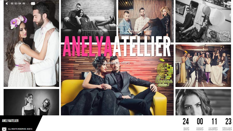 Website aneyliaatelier.com